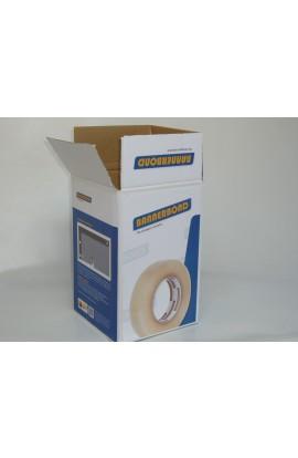 Biadesivo per Tessuti - 4pz per scatola